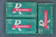 Remington 45 Automatic Target Master Ammunition Boxes