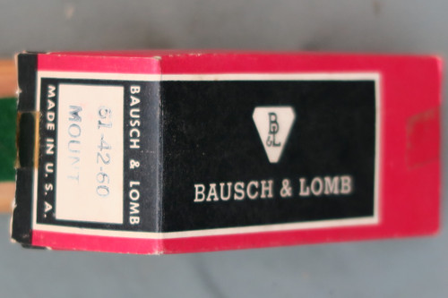 Bausch & Lomb 51-42-60 Mount For Remington 700, 725 and 721 Long Actions In Box