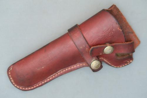 Hunter 1100A46L Left Handed Holster For Ruger Bearcat 4 Inch Revolvers