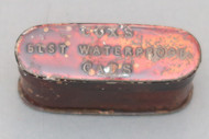 Cox's Best Waterproof Caps Tin Small Size