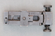 Winchester Model 82A Rear Sight For Early Model 52 Target Rifles