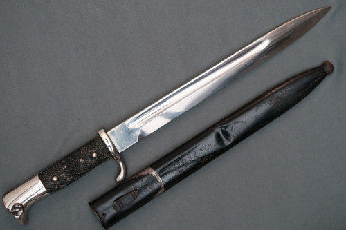 German Model 1930 Dress Bayonet, Right Side