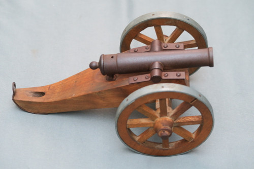 Field Cannon, Right Side
