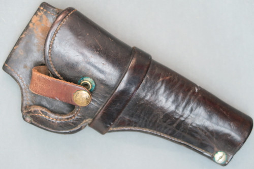 Heiser Medium Frame Revolver Holster