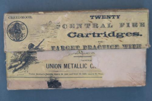 UMC 44 Calibre, 77 Grains Special Creedmore Cartridges, Front