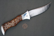 Charles Gedraitis Tribute Knife, Right Side
