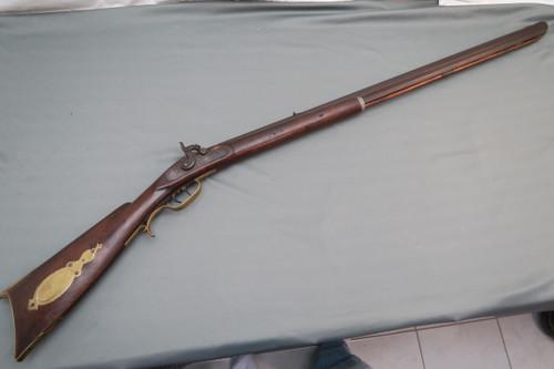 American Percussion Half Stock Small Game Rifle, Right Side