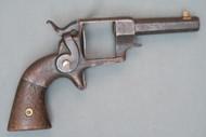 Allen & Wheelock Sidehammer 32 Rim Fire Revolver Parts, Right Side