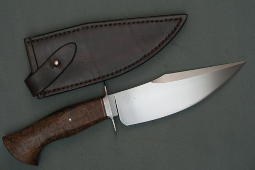 Will Morrison Fat Belly Fighter With Sheath, Right Side