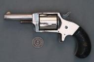 Defender 89 Spur Trigger Revolver S#67, Left Side