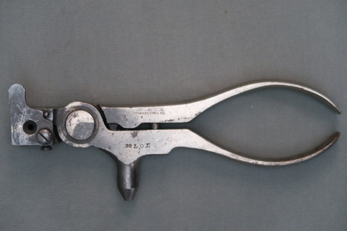Ideal 38 Long Outside Lubed Reloading Tool
