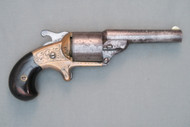 Moore's Pat. Firearms Co. Front Loading Revolver S# 16386, Right Side