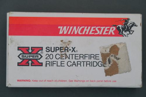 264 Winchester Magnum Ammunition Top