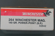 264 Win Mag Ammo Right End