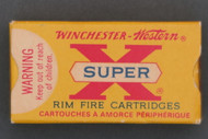 Winchester Western Super X Canadian 22 Long Rifle Ammunition
