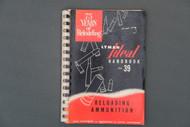 Lyman Ideal Handbook No. 39