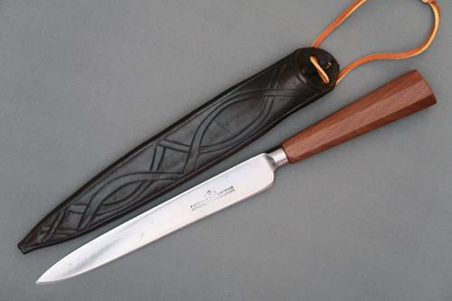 Harrison Bros & Howson Sheath Knife Left Side