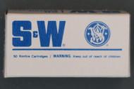 S&W Standard Velocity 22 Long Rifle Top