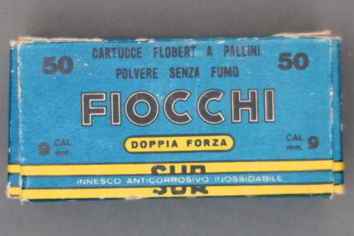 Fiocchi 9M TopM Long Shot Cartridges For Winchester Model 36