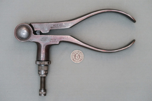 Ideal 310 Tool in 38 Extra Long Ballard Left Side