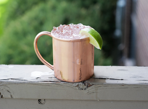 Copper Moscow Mule Mugs 50 Pack of 14 oz
