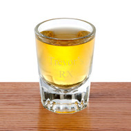 Engraved Customized Shot Glass