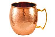 Hammered Pure Copper Mug Moscow Mule Mug