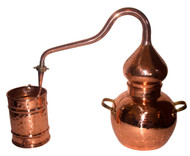 5 Liter Soldered Alembic Moonshine Whiskey Still