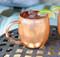 16 oz Barrel Shape Copper Moscow Mule Mug