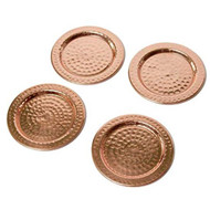 Moscow Mule Copper Coasters - Set of 4