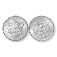 One Morgan Dollar