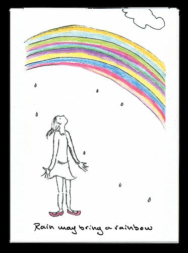 Rain May Bring a Rainbow