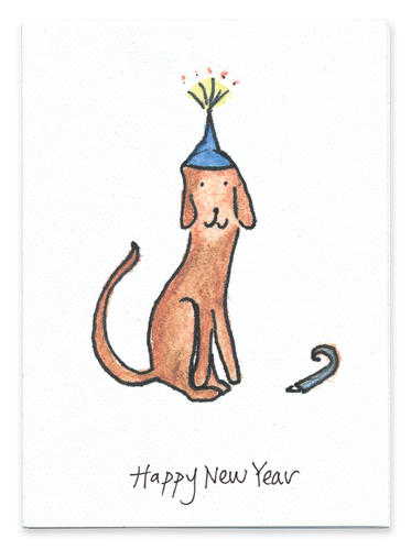 Happy New Year (Pup)