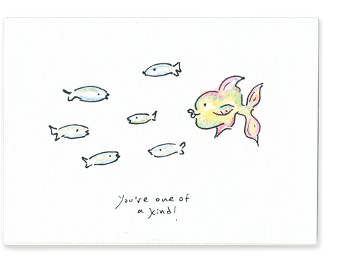 You're One of a Kind (fish)