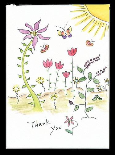 Thank You (Garden)