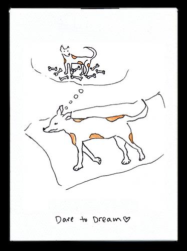 Dare To Dream (Dog)