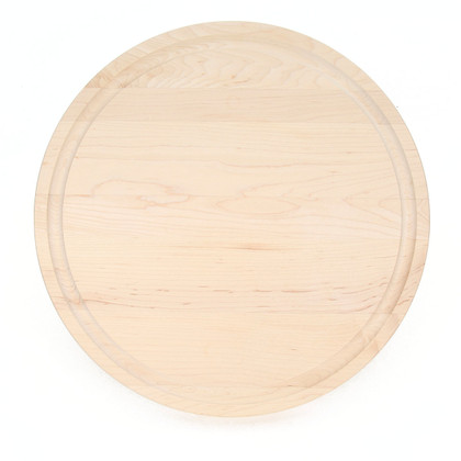 "Laser Somerset 16"" Cutting Board - Maple (No Handles)"