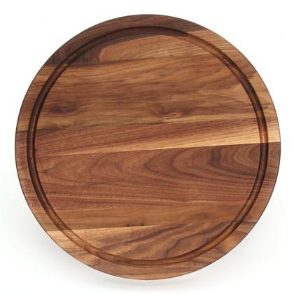 "Laser Somerset 16"" Cutting Board - Walnut (No Handles)"