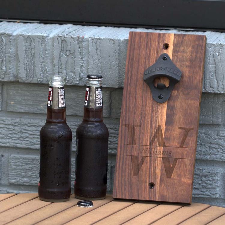 personalized-walnut-bottle-opener