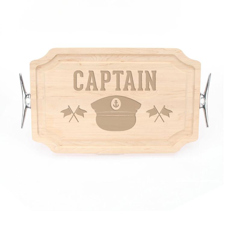 Oh Captain, My Captain...
