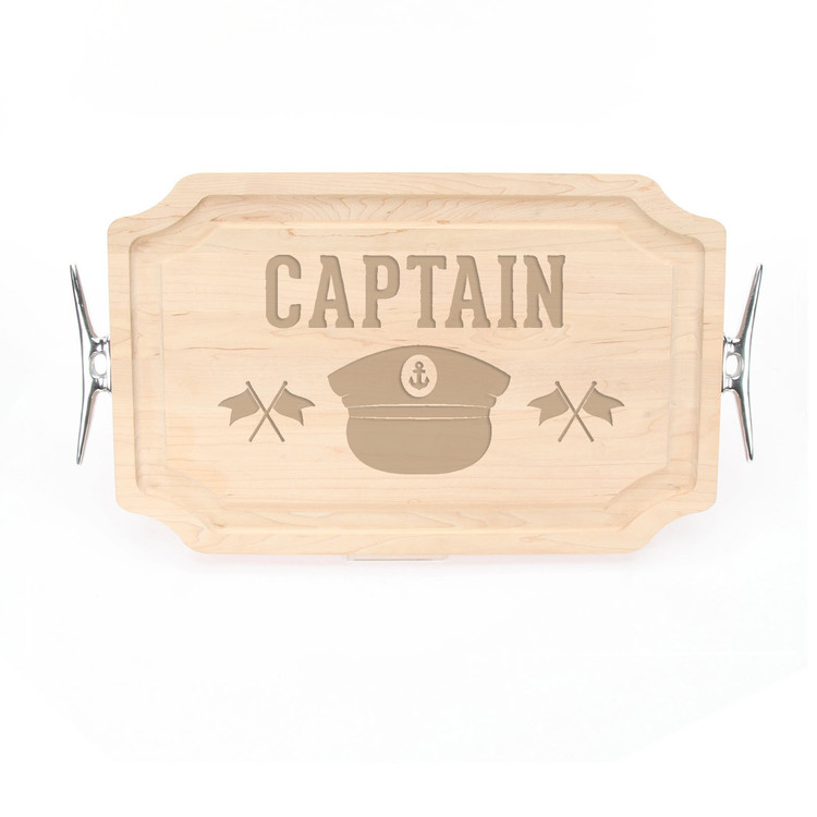 Oh Captain, My Captain...