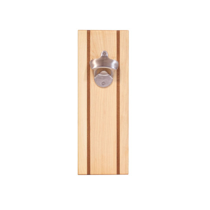 Maple Bottle Opener