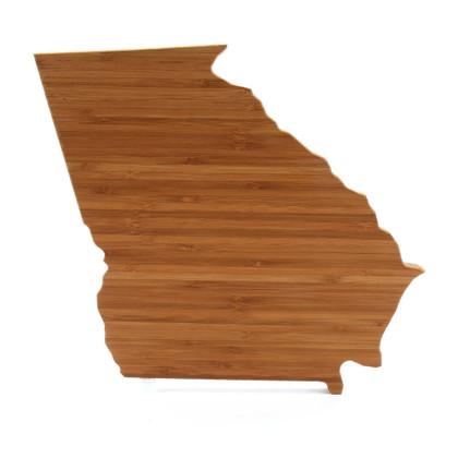 State Shape Bamboo