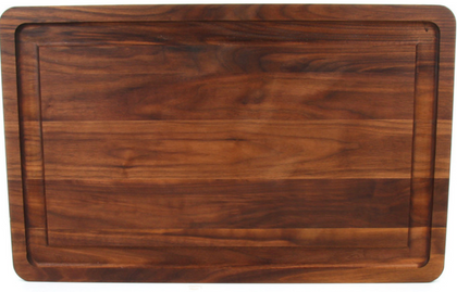 "12"" x 18"" Rectangular Walnut"