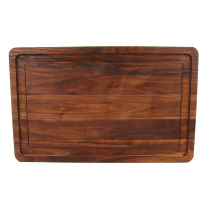 15 x 24 Walnut Cutting Board