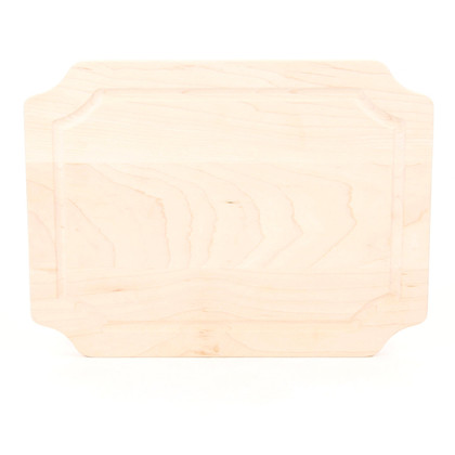 9 x 12 Scalloped Maple Cutting Board