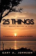 25 Things That Really Matter in Life