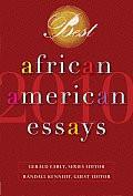 Best African American Essays (2010)