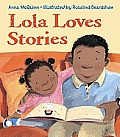 Lola Loves Stories (PB)