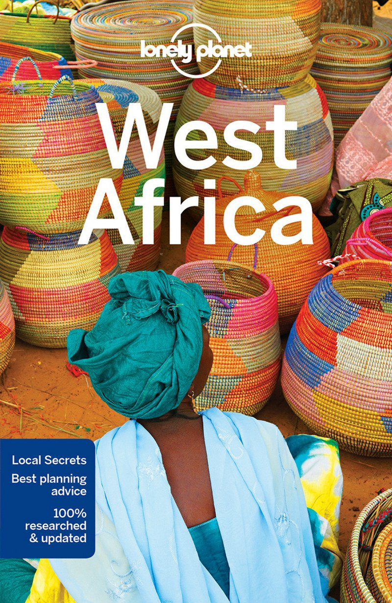 Lonely Planet West Africa ( Travel Guide )